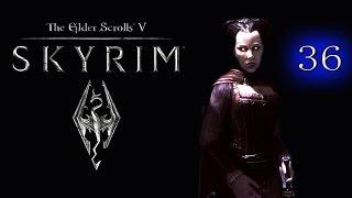 Встреча Сераны с Валерикой - Skyrim Dawnguard часть 36