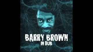 Barry Brown - Youths Of Today Dub