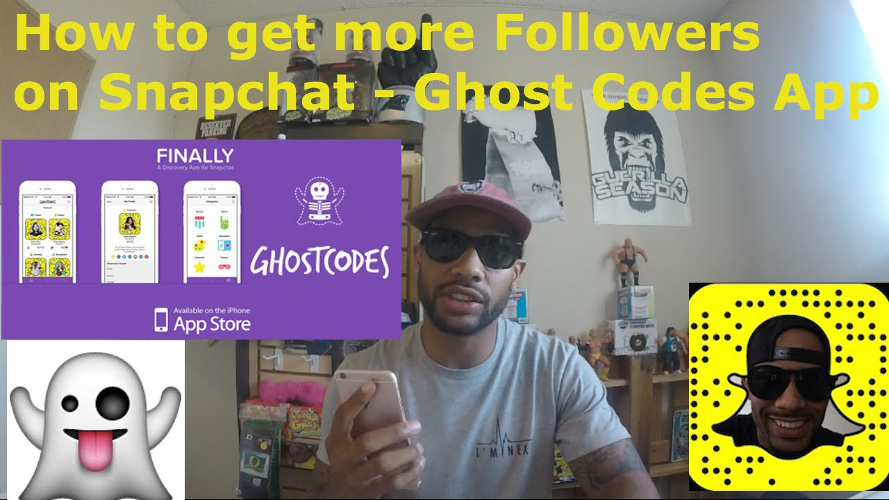 Use ghost codes How to
