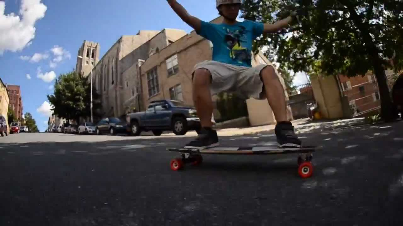 Gone Fishin' with David Yang and the Ratmobile - Bustin Boards Custom  Longboards