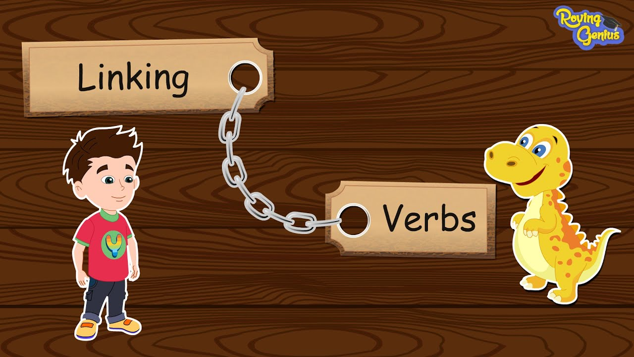 What Are Linking Verbs?   English Grammar with Elvis   #9 - YouTube [ 720 x 1280 Pixel ]
