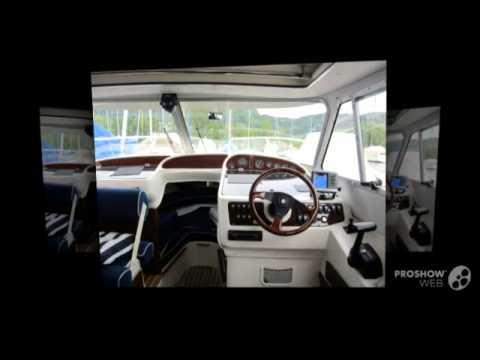 Bella fantino 26 power boat, cruiser yacht year - 2001