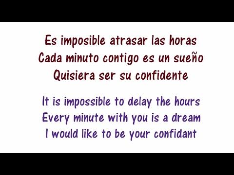 CNCO - Reggaetón Lento Lyrics English and Spanish - Translation & Meaning