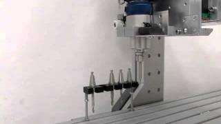 CNC USB Controller Mk2 - Automatic Tool Changer (ATC)
