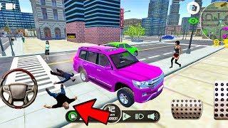 Offroad Cruiser Simulator #8 - Fun Suv Game! - Car Games Android gameplay