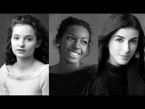 Meet the Female Finalists of Emerging Dancer 2018 | English National Ballet
