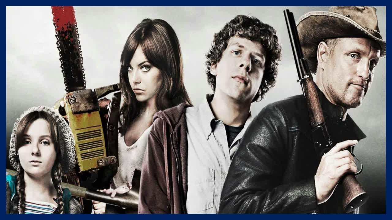 Zombieland 2 Title Is Double Tap First Poster Reveals Modern Cast
