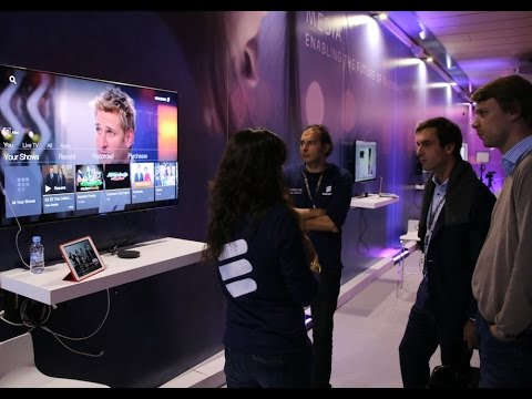 ERICSSON MADRID INNOVATION ROADSHOW 2015