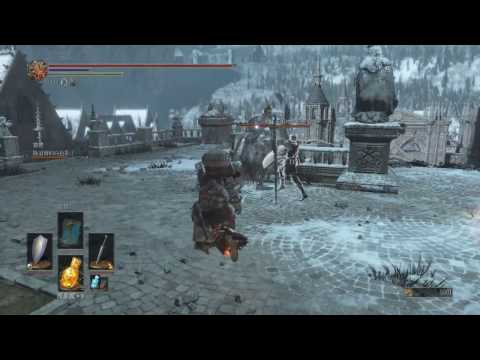 Dark Souls III BOSS 教宗沙力萬