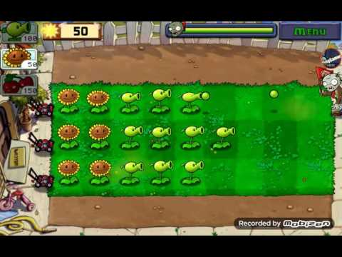 Zombilere karşı bitkiler - Plants vs Zombies  (yeni seri)
