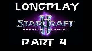 PC Longplay [395] StarCraft 2: Heart of the Swarm (part 4 of 5)