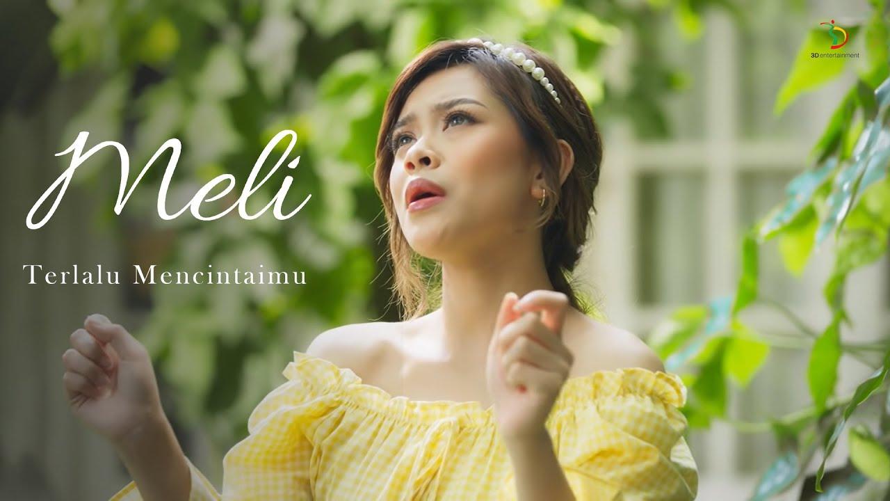Meli LIDA - Terlalu Mencintaimu | Official Music Video