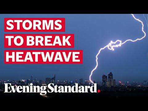 UK Weather: UK Enjoys Hottest Day Of The Year But Thunderstorms Are Forecast
