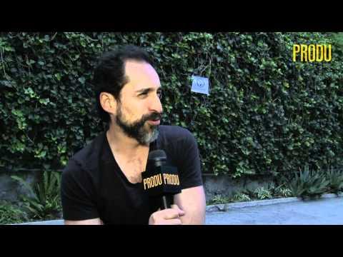 Actor mexicano Bruno Bichir habla sobre la dinastía de actores, productores y directores