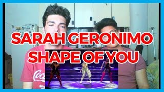 Miss Manila 2017: Sarah Geronimo fires up the dance floor by dancing Shape of You REACTION