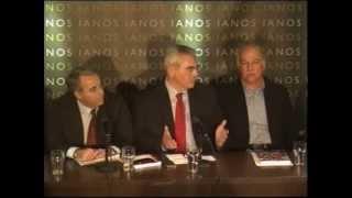 11 Νοεμβρίου 2014 - Παρουσίαση του βιβλίου «Ρωμιοί της Καππαδοκίας»