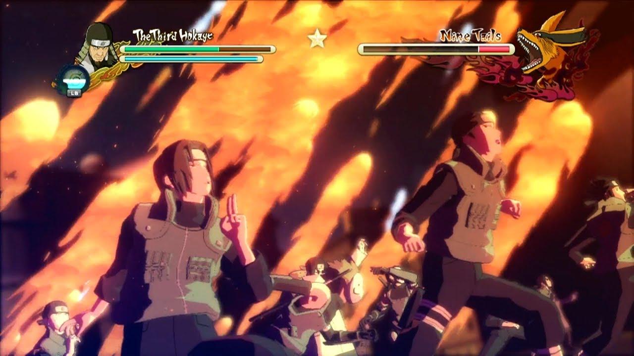 Naruto Shippuden: Ultimate Ninja Storm 3: Full Burst [HD ...