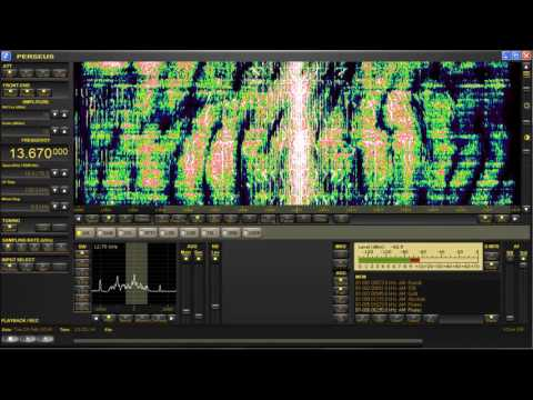 China Radio International English 13670khz