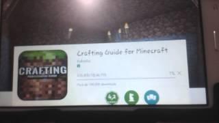 Como baixar Minecraft guia android - 2015