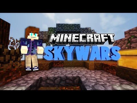 Minecraft Hypixel Team Skywars /Glitz!!