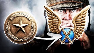COD WW2: ENTERING 2ND PRESTIGE! (Call of Duty WWII Multiplayer Gameplay)