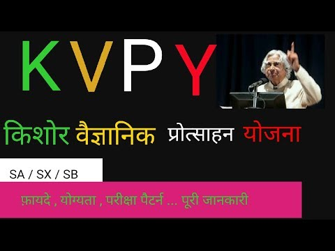 All About KVPY Exam || Everything about KVPY