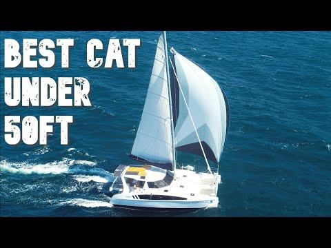 Sailing The Seawind 1260 - Voted Best Catamaran Under 50 Feet!