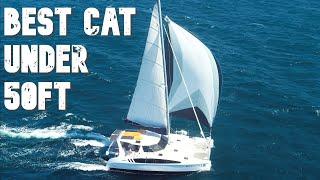 Sailing The Seawind 1260 Voted Best Catamaran Under 50 Feet