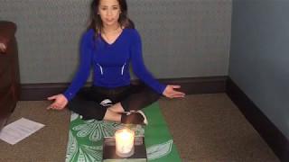 Candle Meditation Tutorial Using Vela Candles + Essential Oils