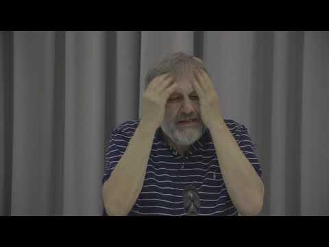 "Slavoj Žižek - Evening Lecture - ""Disorder Under Heaven"" - 2019-06-13"