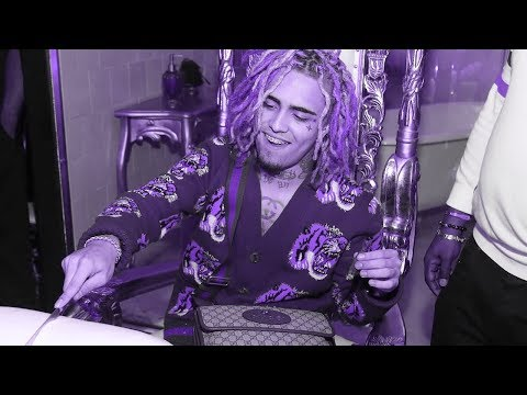 Lil Pump ~ Gucci Gang (Chopped and Screwed) by DJ Purpberry