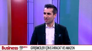Girişimciler için e-ihracat ve Amazon