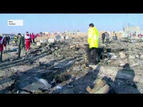 Катастрофа українського літака в Ірані: Терміновий брифінг керівництва авіакомпанії МАУ