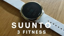 Suunto 3 Fitness Watch- Tested & Reviewed