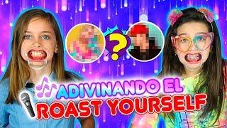 ADIVINA EL ROAST YOURSELF 🔥 con PASTELAZO 🥧 | Leyla Star ft Suflies