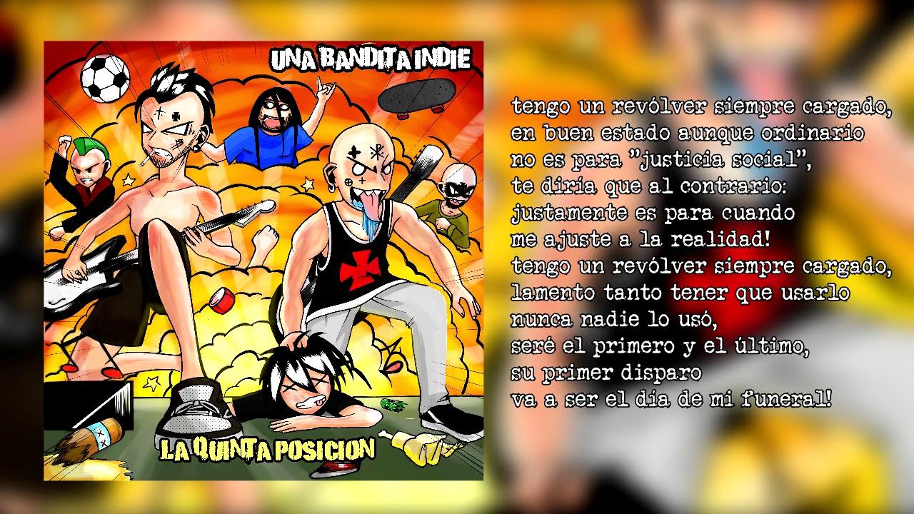 ''REVOLVER'' - UNA BANDITA INDIE (LA QUINTA POSICIÓN)