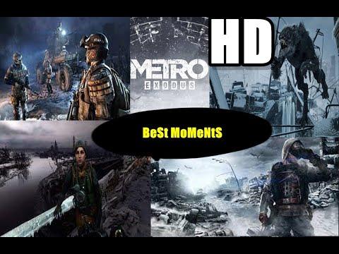 Metro Exodus Game (PC) Best Moments Part 1 |