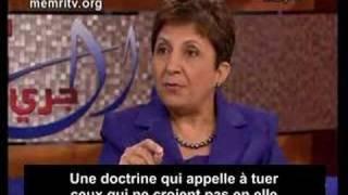 Wafa Sultan 29 mai 2008 VOSTF
