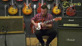 1967 Fender Jaguar - Candy Apple Red / GuitarPoint Maintal / Vintage Guitars