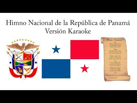 Himno Nacional de la República de Panamá (Versión Karaoke)
