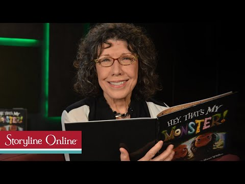 Hey That's My Monster read by Lily Tomlin