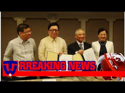 Taiwan inks new investment pact with philippines