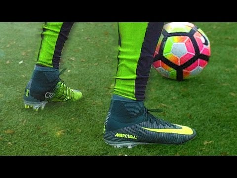 Cristiano Ronaldo Nike Superfly 5 CR7 Football Boots Test