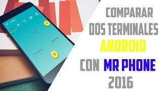 Comparar Dos Teléfonos Celulares | Mr Phone | 2016
