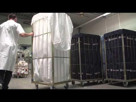 LKE Wäscherei-Logistik