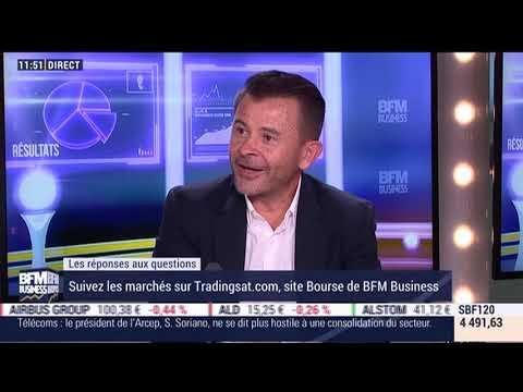 IFI, assurance-vie, location saisonnière... Olivier Rozenfeld sur BFM Business