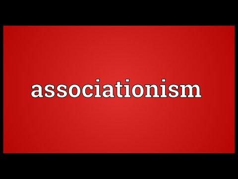 Header of associationism