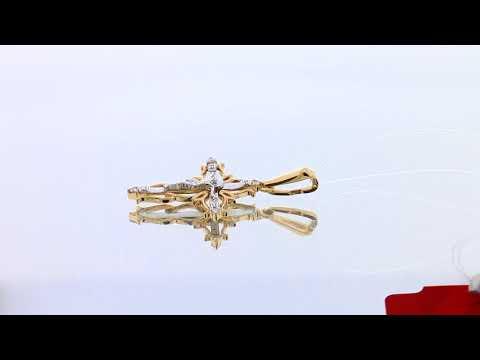 Золотой крест арт. 1030088сбк