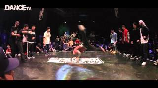 Circle Industry 2016 | Check Mate Final 2016 - Soul Mavericks (UK) vs Predatorz Crew (RU) | DANCEtv