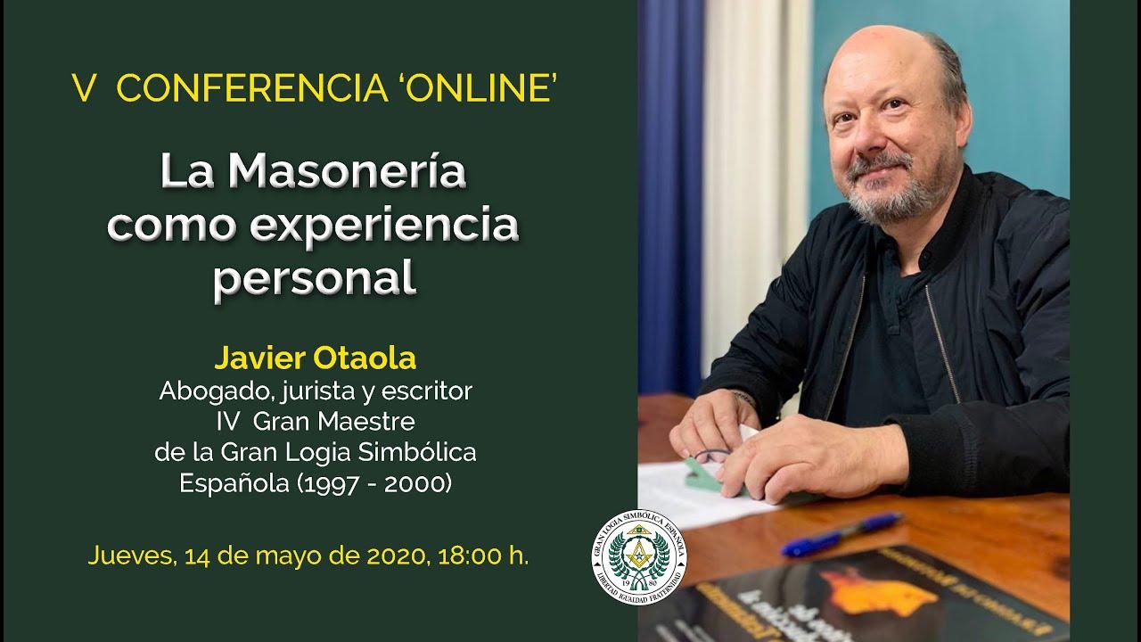Conferencia de Javier Otaola